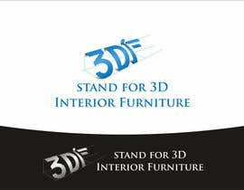 #4 untuk Design a Logo for 3D Interior Design & Custom Furniture company oleh edso0007