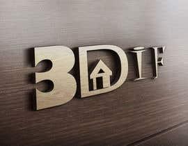 #2 untuk Design a Logo for 3D Interior Design & Custom Furniture company oleh khalidhosny2013
