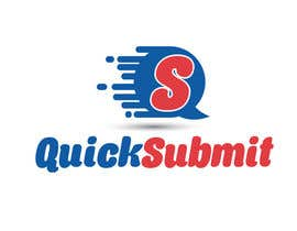 #53 untuk Design a Logo for QuickSubmit -- 2 oleh erangamail