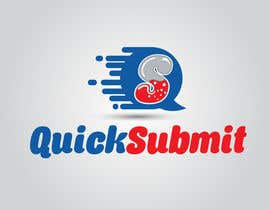 #54 untuk Design a Logo for QuickSubmit -- 2 oleh erangamail