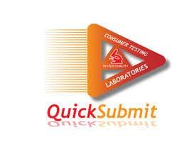 #16 untuk Design a Logo for QuickSubmit -- 2 oleh mahmoudtharwat1