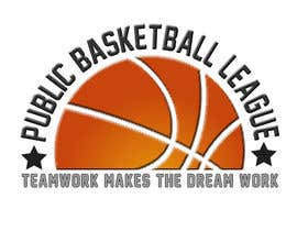 #9 for Design a Logo for Basketball League by Aylmerannie