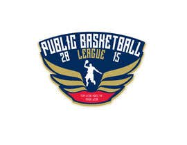 keviiin tarafından Design a Logo for Basketball League için no 7