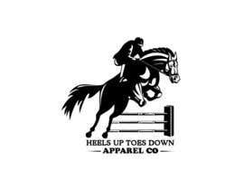 #77 untuk Design a Logo for a Horse Riding Apparel Co. oleh nomib