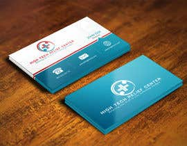 #3 untuk Design some Business Cards for High Tech Relief Center oleh mohanedmagdii