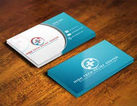 #4 untuk Design some Business Cards for High Tech Relief Center oleh mohanedmagdii