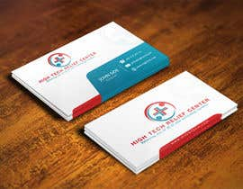 #61 untuk Design some Business Cards for High Tech Relief Center oleh mohanedmagdii