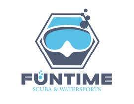 MNDesign82 tarafından Design a Logo for Funtime Scuba & Watersports için no 58