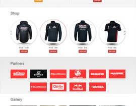 dkshaw39 tarafından Website Redesign | V8 Supercars için no 7