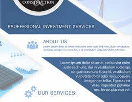 nº 3 pour Design a Flyer for FINANCE INVESTMENTS par JohnnyK13