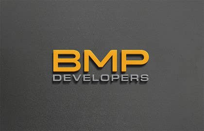 #5 untuk Design a Logo for BMP Developers oleh ChKamran