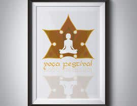 ashimdasASD tarafından Design a Logo for festival and yoga related tourism website için no 10