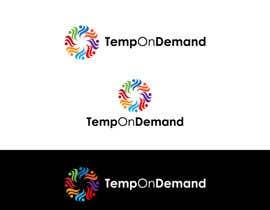 #154 untuk Design a Logo for Temporary Staffing app oleh ks4kapilsharma