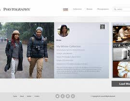 prodesign842 tarafından Build a Website for Ana's Photography için no 3