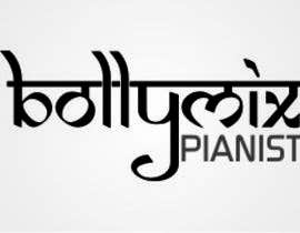 #8 untuk Logo for Pianist for hire...bollywood (indian) and western music oleh coolasim32