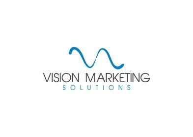 #15 untuk Design a Logo for Vision Marketing Solutions oleh javedg