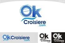 Graphic Design Contest Entry #248 for Logo Design for OkCroisiere.com