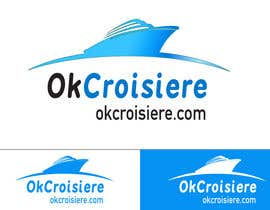 #146 para Logo Design for OkCroisiere.com de Fierro