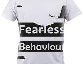 #6 for Design a T-Shirt for Fearlessones by ayounos