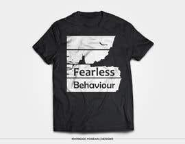 #15 for Design a T-Shirt for Fearlessones by mhossainsujon