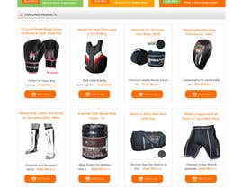 #4 untuk Modify a Template Homepage Design oleh ravinderss2014