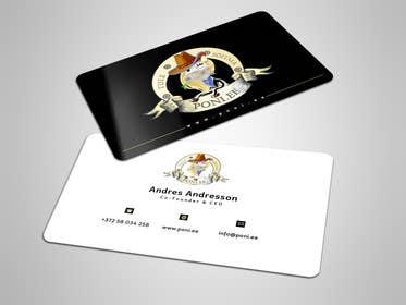 LeeniDesigns tarafından Design Business Card for Poni.ee için no 2