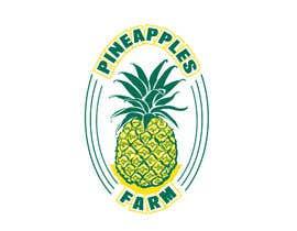 OliveraPopov1 tarafından Design a Logo for pineapples farm için no 32