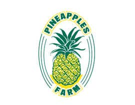 #32 untuk Design a Logo for pineapples farm oleh OliveraPopov1