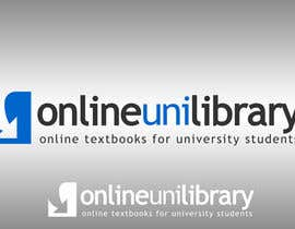 #158 para Logo Design for Online textbooks for university students de bjandres