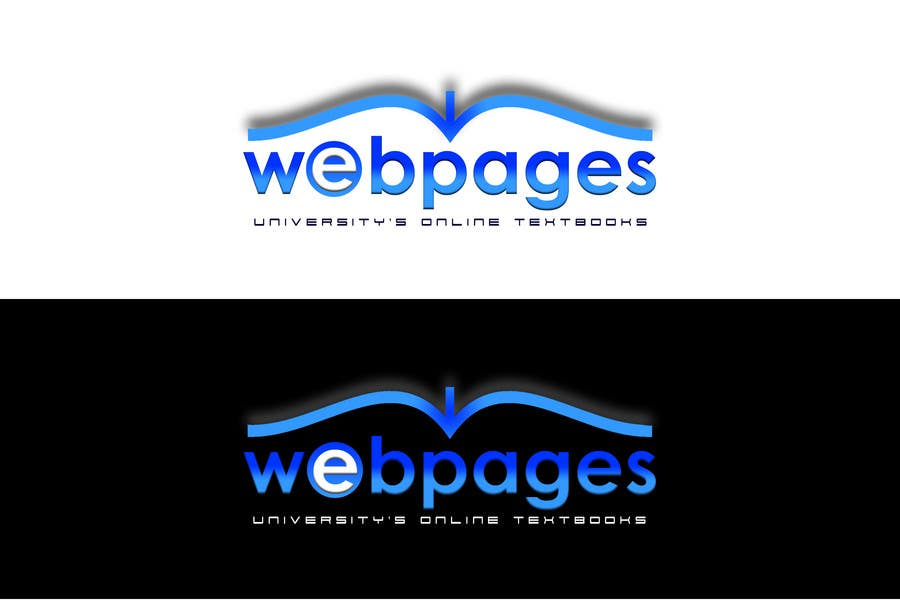 Contest Entry #142 for Logo Design for Online textbooks for university students