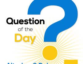 #843 for Design a Logo for QUESTION OF THE DAY PODCAST by KishuPro
