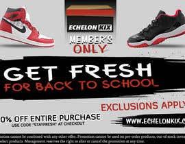 #17 untuk Need a Back t School Flyer for Online Store oleh abdulrahman053