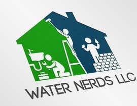 renatinhoreal tarafından Design logo for Water Nerds için no 1