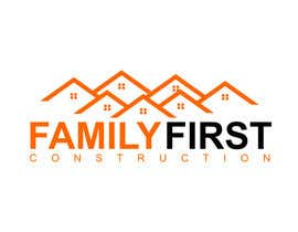 #132 for Design New Logo for Family First Construction by Bunderin