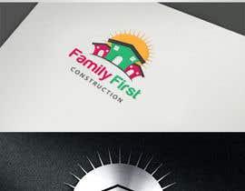#70 untuk Design New Logo for Family First Construction oleh PixelAgency