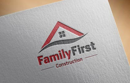 #58 untuk Design New Logo for Family First Construction oleh usmanarshadali