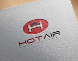 #25 untuk Design a Logo for Hot Air Brush oleh monlonner
