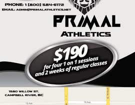 #15 for Design a Flyer for new gym by xflyerdsigns