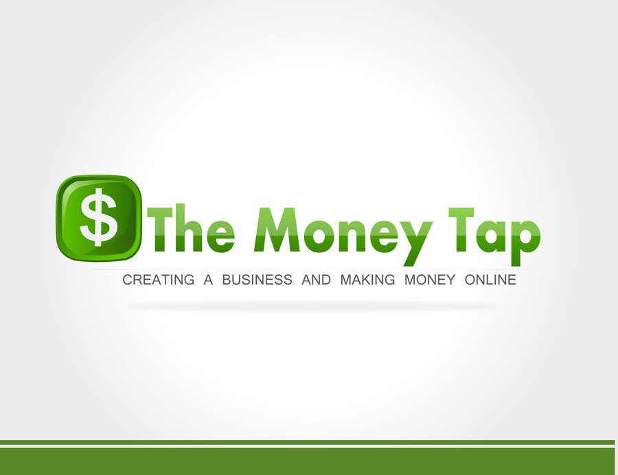 #78 for Design a Logo for my online Blog: The Money Tap by akhil0474