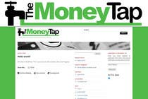 Contest Entry #57 for Design a Logo for my online Blog: The Money Tap