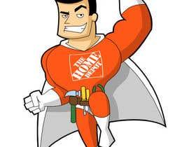 """#4 untuk """"Depot Man"""" - Superhero oleh diego365"""