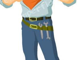 "#18 untuk ""Depot Man"" - Superhero oleh temperfidelis"