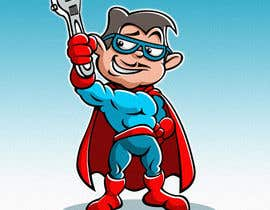 """#1 untuk """"Depot Man"""" - Superhero oleh pixell"""