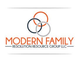 #10 untuk Design a Logo for Modern Family Resolution Resource Group LLC oleh georgeecstazy