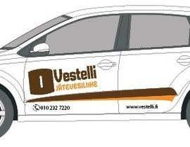 #21 untuk graphic design for company vehicle oleh pradiptaonline48