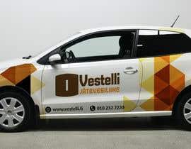 #9 untuk graphic design for company vehicle oleh vivekdaneapen
