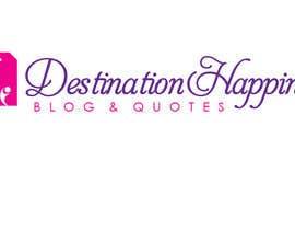 #58 untuk Design a Logo for Destination Happiness oleh swethaparimi