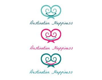 #59 untuk Design a Logo for Destination Happiness oleh cristinandrei