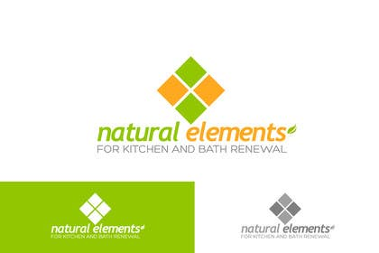 #21 for Design a Logo for Natural Elements for Kitchen and Bath Renewal by Designer0713