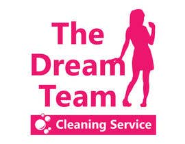 "#7 untuk Design a Logo for 'The Dream Team Cleaning Service"" oleh ie7trafy"
